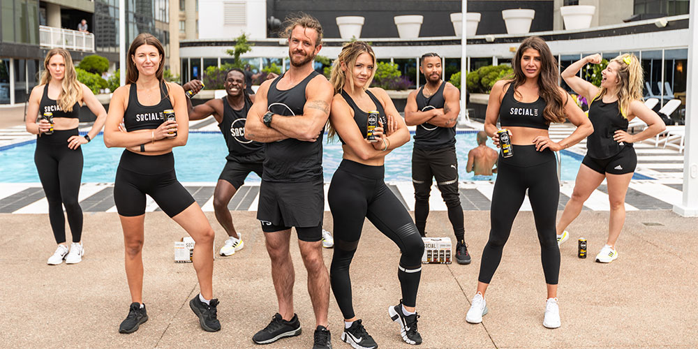A workout series with stunning rooftop views is coming to Toronto