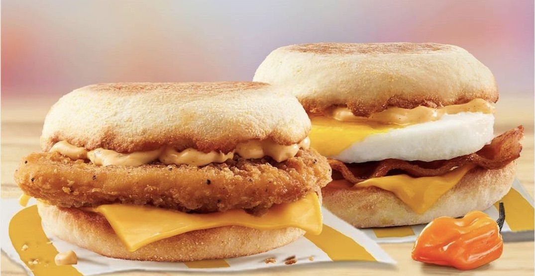 McDonald's just launched two brand new items across Canada