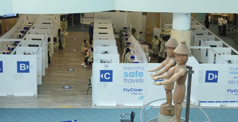 vancouver international airport yvr june 2021