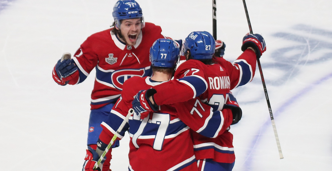 Canadiens keep Stanley Cup hopes alive with Anderson's OT winner