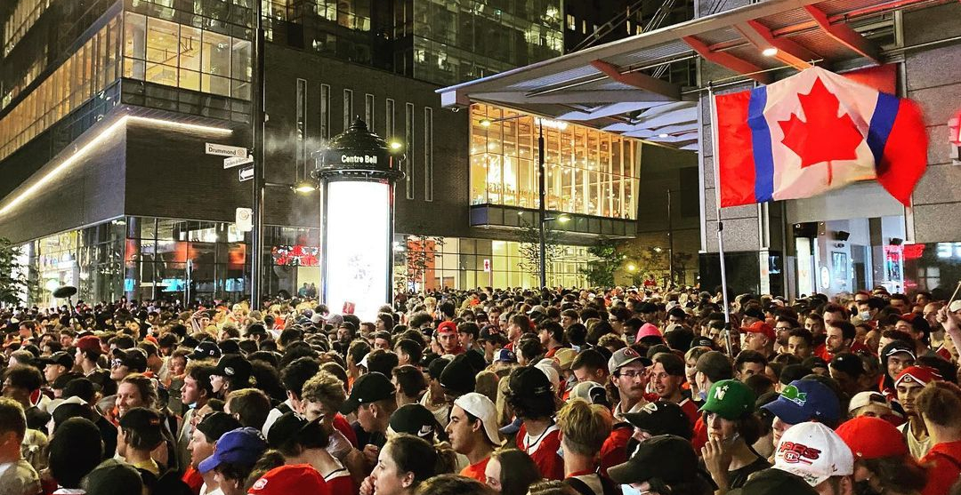 """Montreal police say Game 4 celebration went """"really well"""""""