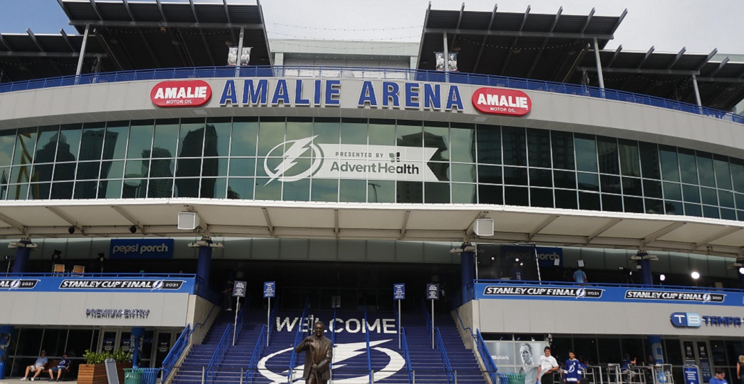Tropical Storm Elsa could cause issues for Canadiens-Lightning Game 5