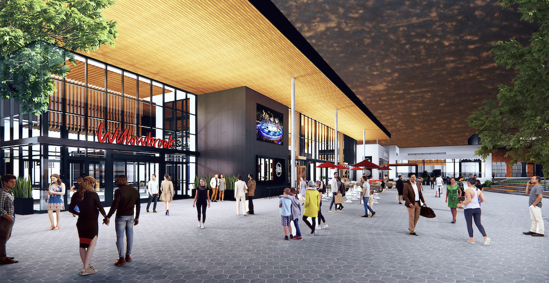 Willowbrook Shopping Centre reveals plans for The Courtyard