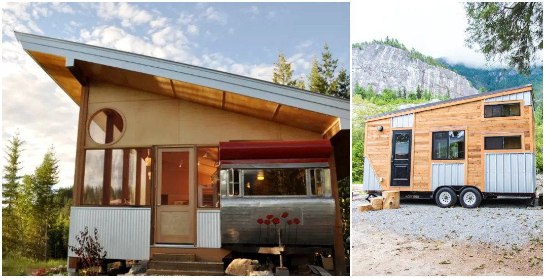 8 adorable tiny home cabins you can rent in BC this summer