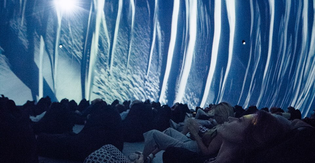 Experience the aquatic universe at this immersive underwater exhibit in Montreal