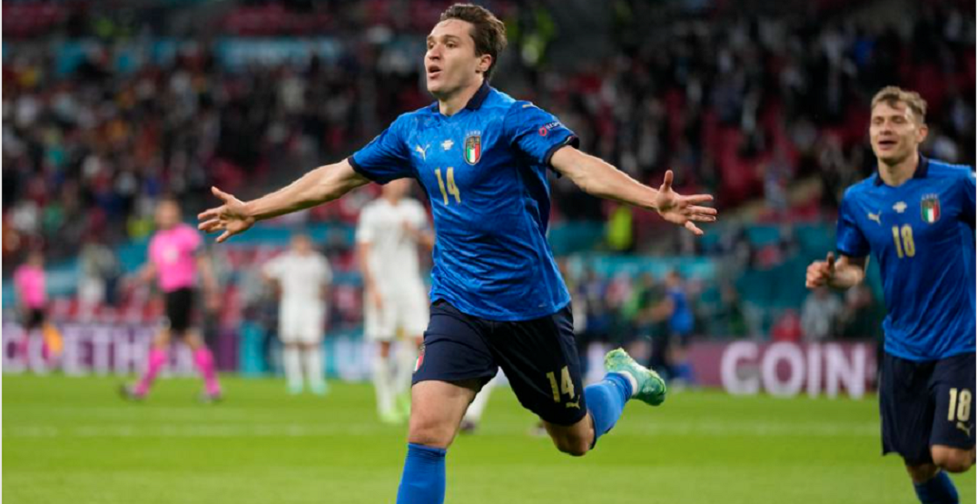 Italy through to Euro 2020 final after penalty kicks win over Spain