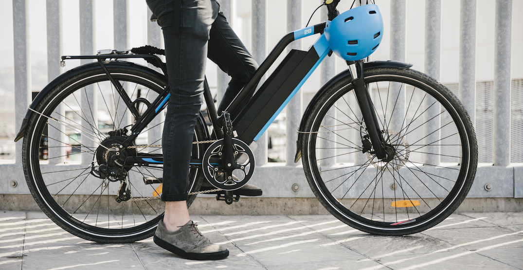PST eliminated for electric bicycles in BC