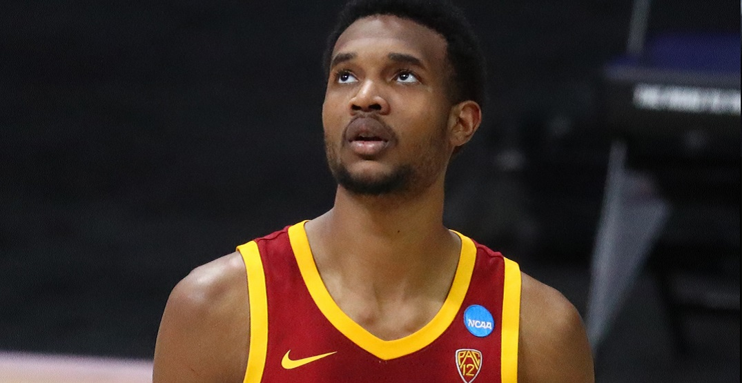 """USC coach says Evan Mobley could be """"great fit"""" for Raptors in NBA draft"""