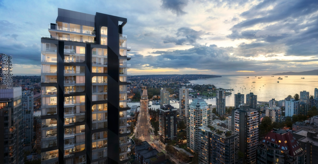 Nearly half of the condos in future downtown Vancouver tower sold in first two days