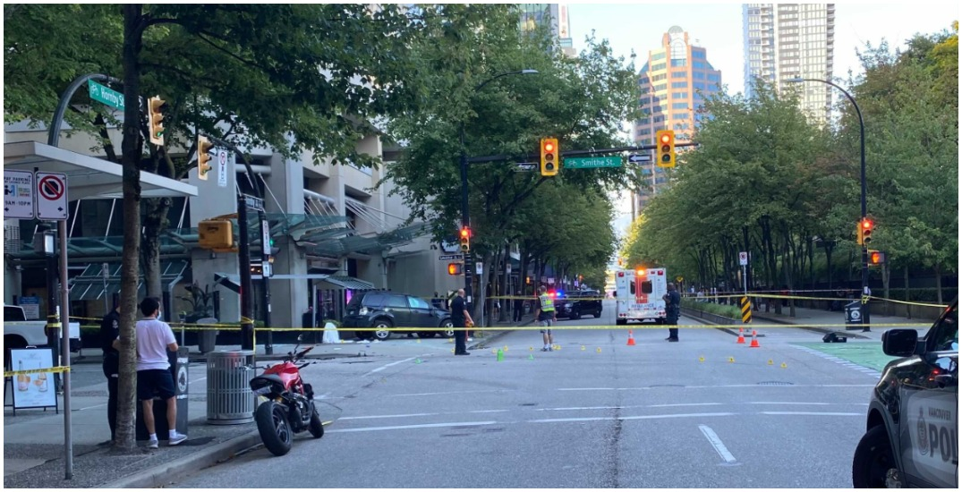 VPD looking for witness in crash that claimed life of 23-month-old baby