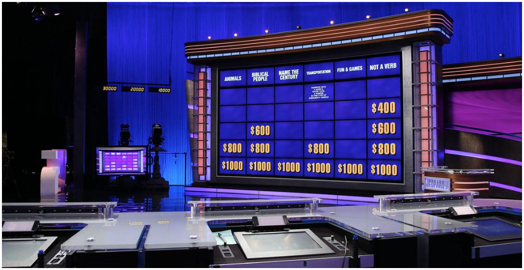 Vancouver makes a misleading appearance on Jeopardy