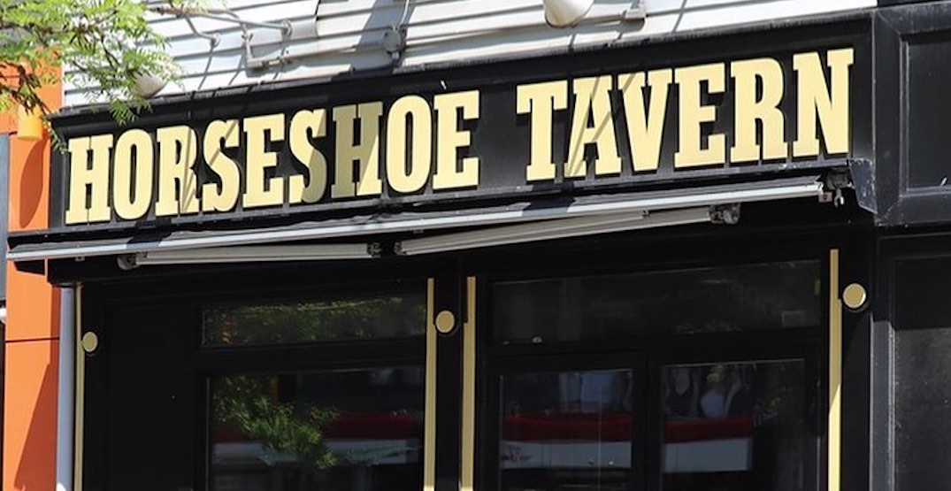In-person shows are coming back to Toronto's Horseshoe Tavern