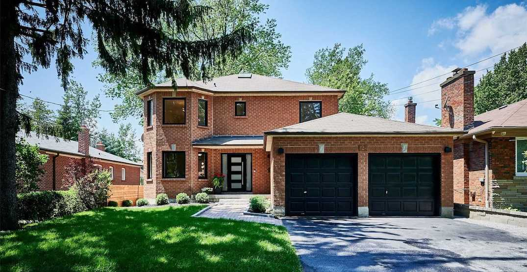 Toronto house sells in two days for more than $551K over asking