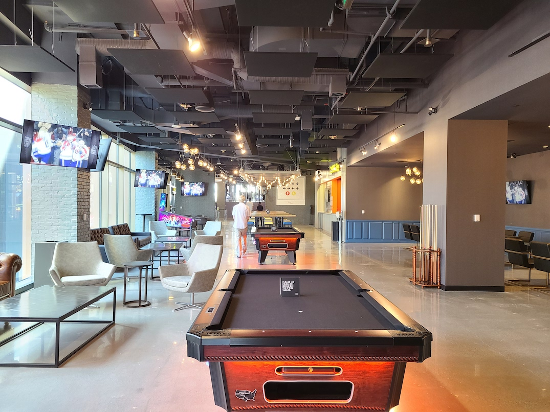 the rec room the amazing brentwood