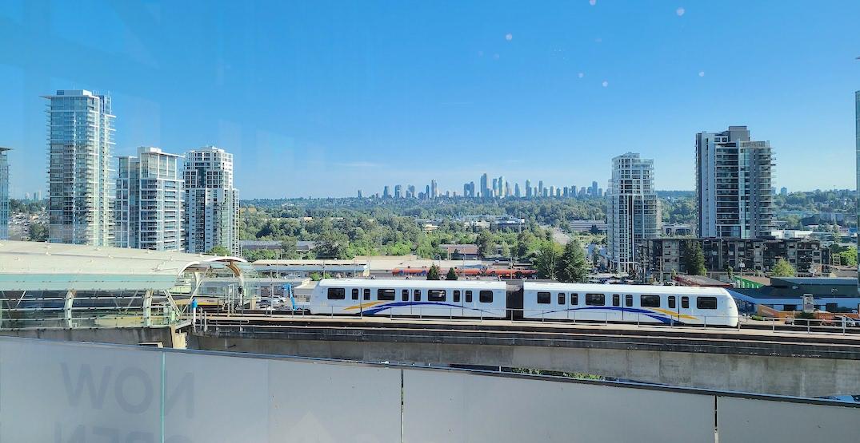 metrotown skyline brentwood burnaby skytrain f2