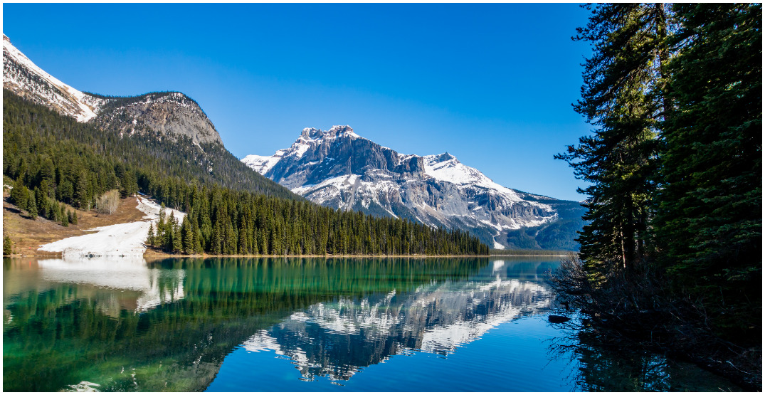 Here are the best national parks for camping in BC