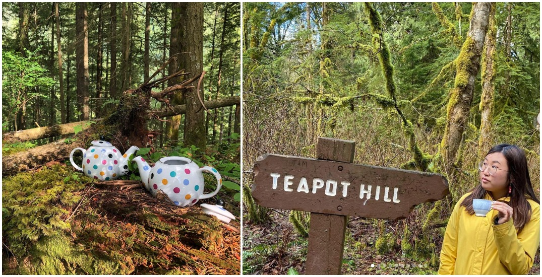 Bucket List BC: There are hidden teapots on this majestic hiking trail