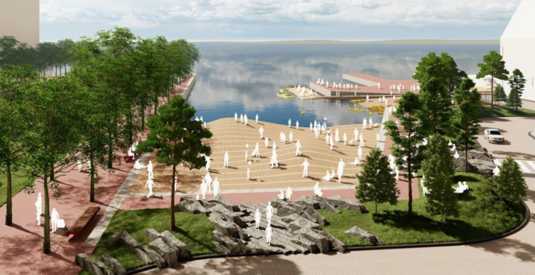 Downtown Toronto waterfront getting a new wavedeck plaza