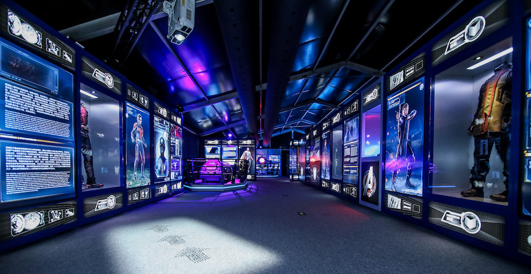 Toronto's immersive Marvel Avengers exhibit is finally opening this month
