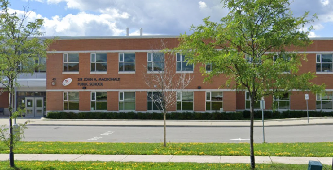 Sir John A. Macdonald's name removed from Markham public school