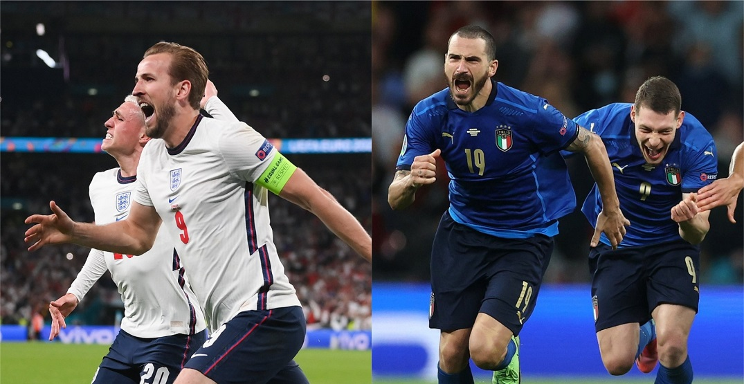 How to pick a team to cheer for in the Euro 2020 final
