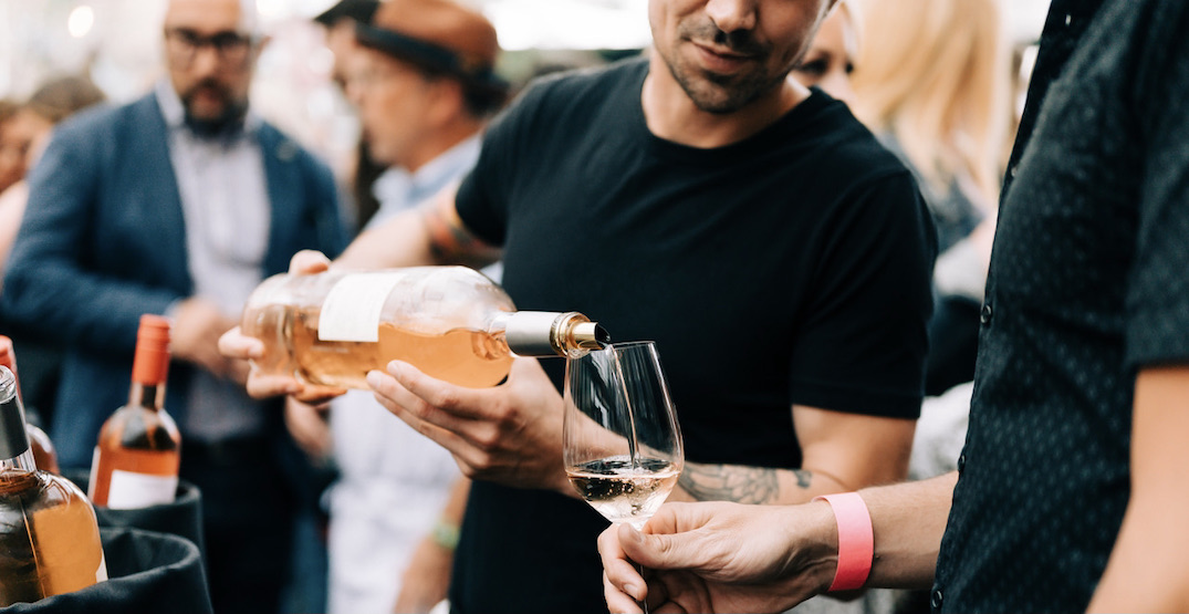 Rosé Bébé: All-You-Can-Drink rosé party happening in Calgary