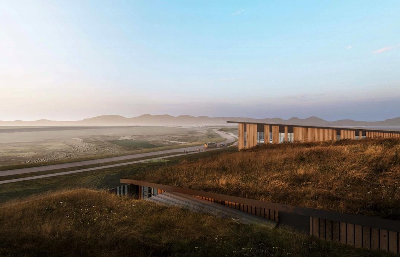 Iona Island Wastewater Treatment Plant