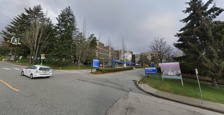 burnaby hospital 3935 Kincaid Street