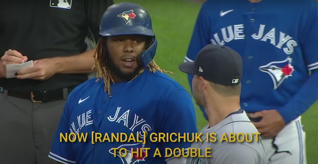 9 hilarious moments caught on video during Blue Jays mic'd up feature