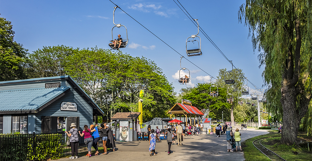 Toronto Islands' Centreville opens for the first time since 2019