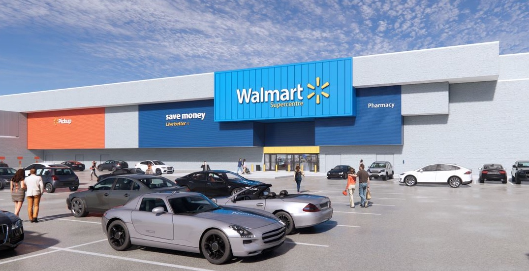 Walmart Supercentre set to open at Kingsway Mall