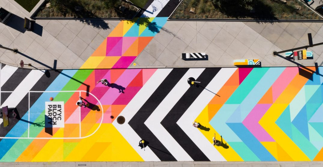 Here's where you can find the largest street mural in Calgary