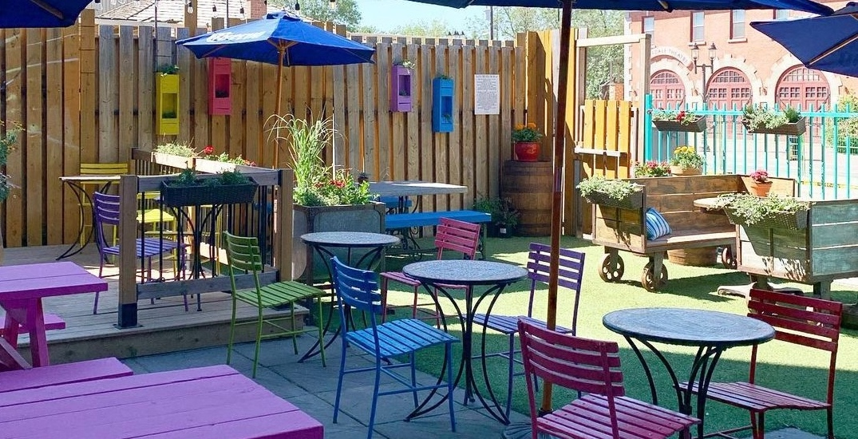 Best Edmonton patios you should be visiting this season (MAP)