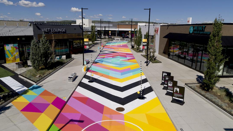 mural Calgary