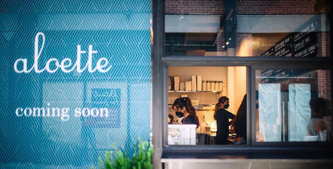 Aloette finally opens second location in Toronto's Liberty Village