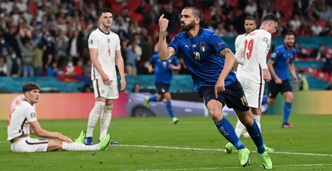 Italy wins on penalties over England in unforgettable Euro 2020 Final