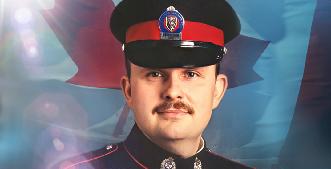Funeral to be held today for Toronto Police officer killed on duty