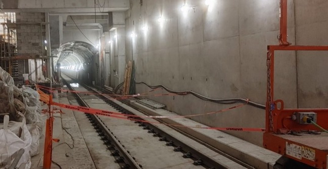 Here's what Eglinton Crosstown stations look like right now (PHOTOS)