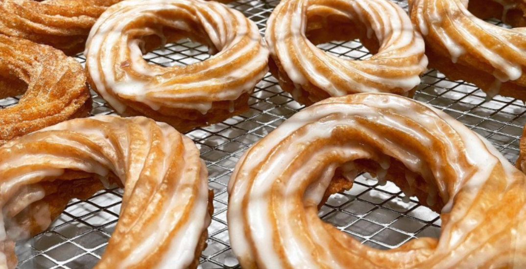 Here's where you can get free donuts in Old Montreal this week