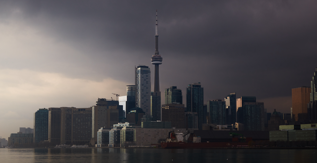 Severe thunderstorms and heavy downpour expected for Toronto