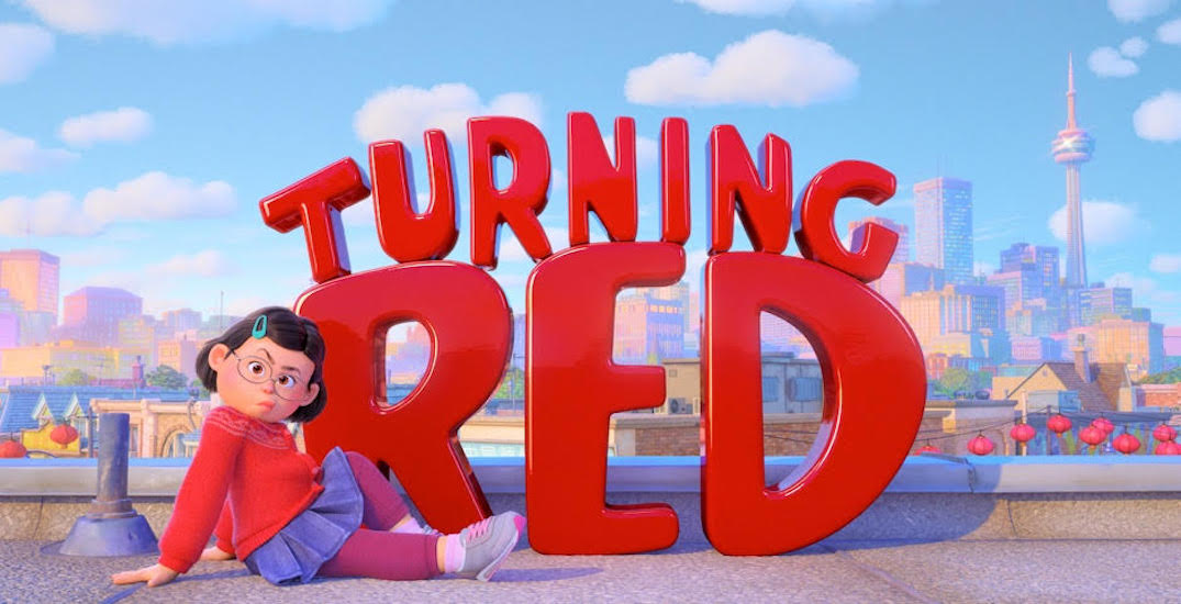 """Pixar's new animated movie """"Turning Red"""" is set in Toronto"""