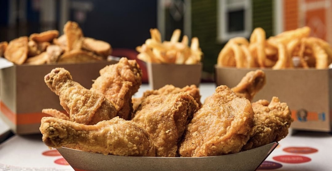 Mary Brown's Chicken to open Vancouver location this fall