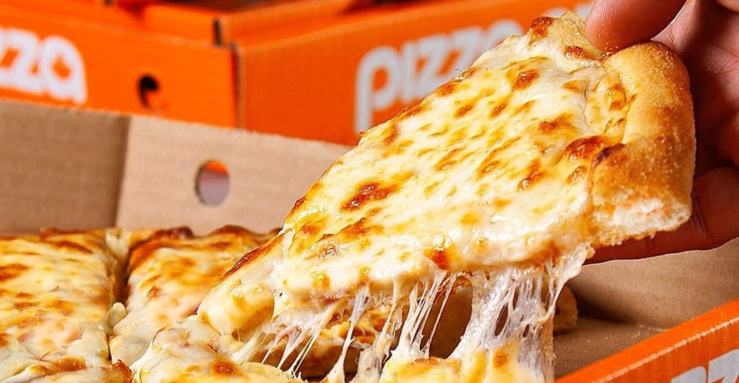 All of Montreal can get a free slice of pizza tomorrow