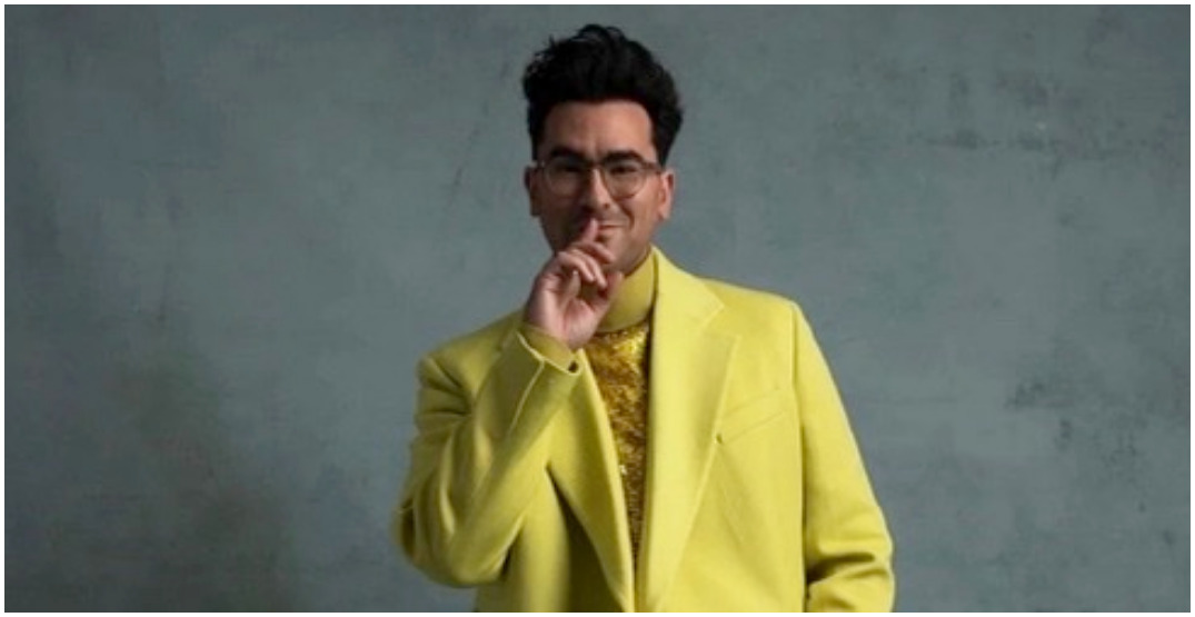 Dan Levy receives an Emmy nomination for his appearance on SNL