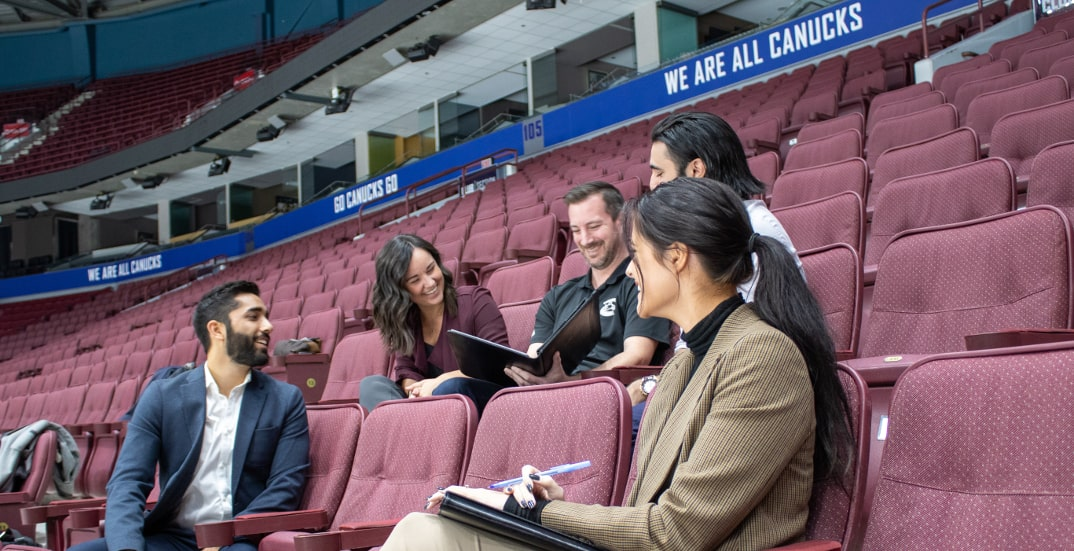 Vancouver Canucks hiring 60+ off-ice positions to gear up for new season
