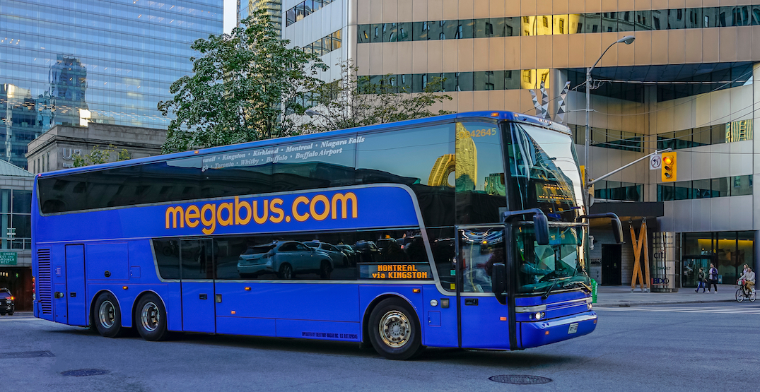New bus service from Toronto to London launching this week