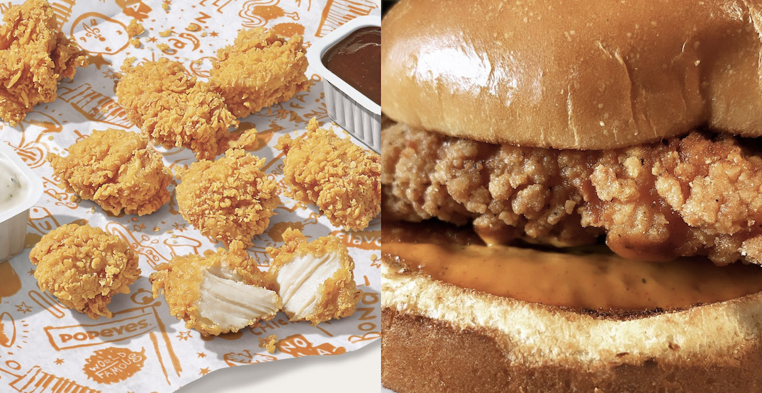 3 popular new fast-food fried chicken items you need to try