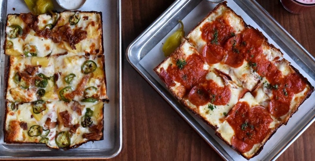 Best pizza in Edmonton to check out at least once