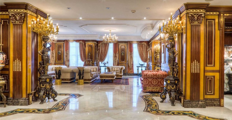 This $18.7 million Toronto condo looks like a European palace (PHOTOS)