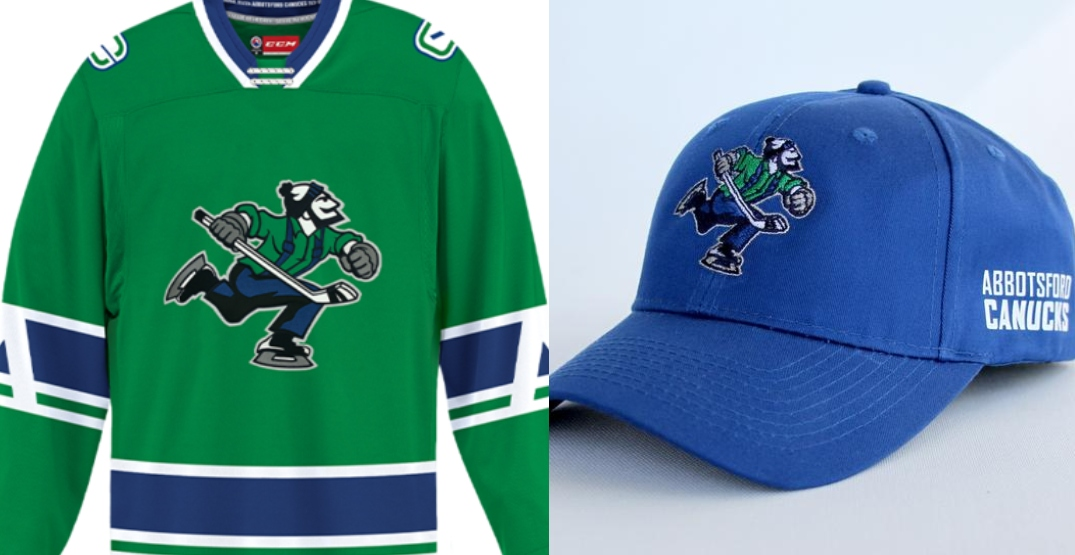 Hockey fans had LOTS to say about the Abbotsford Canucks' new look